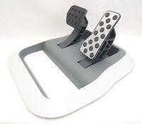 ►PEDAL de XBOX 360 MICROSOFT x809215-002 coches solo pedales volante inalámbrico