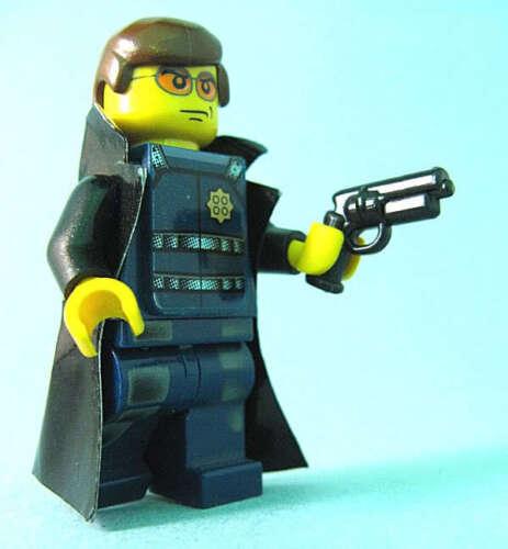 Brickarms M2019 LAPD PKD2019 Sci-Fi Blaster for Lego Minifigures Blade Runner