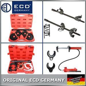 kit compresseur de ressort d amortisseur compresseur hydraulique suspension ebay. Black Bedroom Furniture Sets. Home Design Ideas