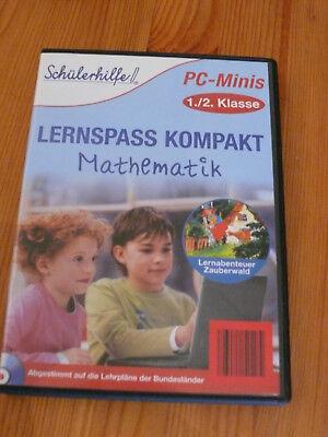 Zielsetzung Schülerhilfe Lernspaß Kompakt Mathematik 1./2 Pc Klasse