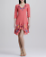 JOHNNY-WAS-Embroidered-JWLA-V-Neck-BRONWYN-Wheat-Flounce-3-4-Sleeve-Dress-S thumbnail 10