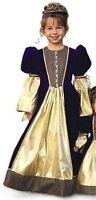 My Twinn Girl's Royal Princess Purple Halloween Costume Dress Up Xs 3-4 Yrs