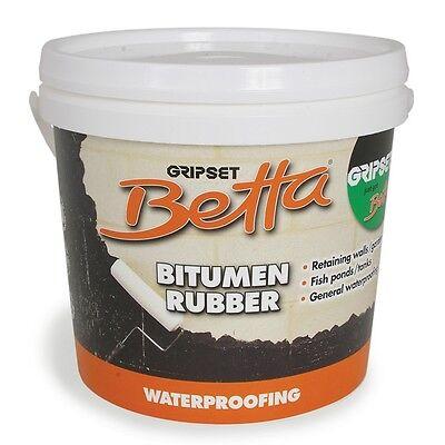 1l Trade Quality Bitumen Rubber Paint Polymer Membrane