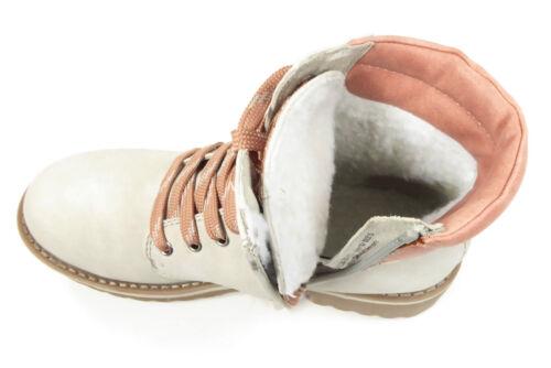 Marco Tozzi Damenschuhe Stiefeletten Boots Reißverschluss Grau 2-26230-21