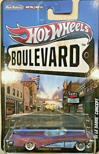 HOT-WHEELS-BOULEVARD-Concept-Cars-039-51-Le-Sabre-CONCEPT