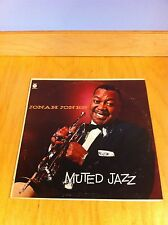 JONAH JONES, MUTED JAZZ  SM-11455 CAPITOL LP ~Vinyl VG+