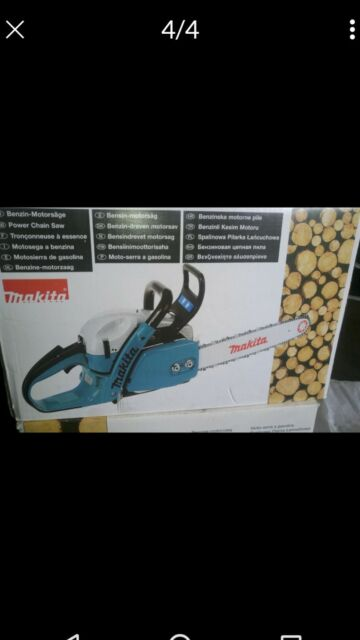 MAKITA  CHAIN SAW 460 * NEW IN BOX  * PRO SERIES * MADE IN JAPAN **