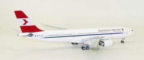 Fliegender 200 If3320217 1/200 Austrian Airlines Airbus A330-200 Oe-Lam Spielzeugautos