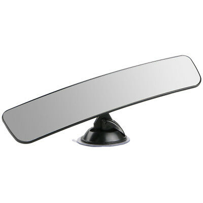 Universal Day//Night Rearview Black Windshield Mirror for Car-Truck-Auto 290mm