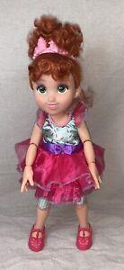 """Disney Junior Fancy Nancy 18"""" Doll Jakks Lets be friends"""