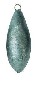 Dega brandungsblei Olive 6 tamaños 100 hasta 220g elegibles 1 trozo  </span>
