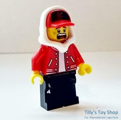 Hidden Side Jack Davids LEGO® 70427 hs031 Minifigs