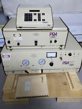 Pra Nitrogen Laser Model Ln1000 Cage Optics Driver Hipotronics 30c 30kv10ma