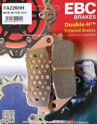 Honda CB 600 F6 Hornet 2006 Front Sintered Disc Brake Pads