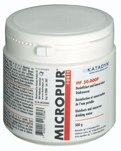 Micropur Forte 50.000 p 500 g de poudre