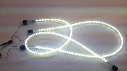 """4ft 48/"""" Under water Aquarium Fish Tank or Bubble Wall Led light Switch /& Adaptor"""