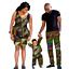thumbnail 16 - Traditional African Family Clothing Matching Father Mother Son Baby Sets V11590