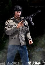 1/6 Man Army Clothing Suits Soldier Male Costume F 12'' Figure Body