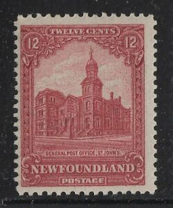 154-Newfoundland-Canada-mint-never-hinged-well-centered