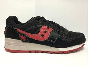 saucony shadow 5000 black red