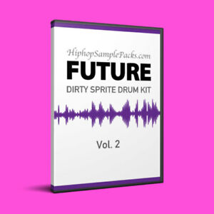 Details about 2019 Future Dirty Sprite SAMPLE PACK Vol  2 TRAP DRUMS FL  Studio ⭐️⭐️⭐⭐️⭐️