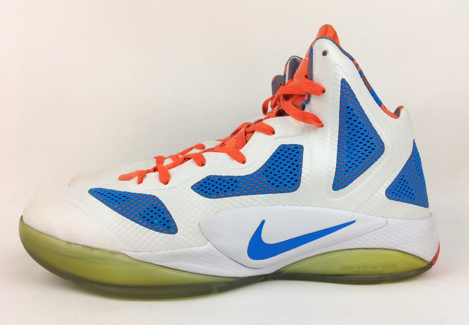 Nike Zoom Hyperfuse 2011 Russell Westbrook Basketball shoes 487424-100 Mens 12
