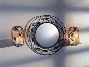 Spiegel-mit-2-Kerzenhaltern-Kerzenhalter-Spiegel-301555-Wandkerzenhalter