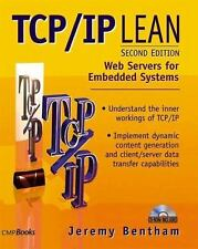 TCP/IP Lean: Web Servers for Embedded Systems (2nd Edition) by