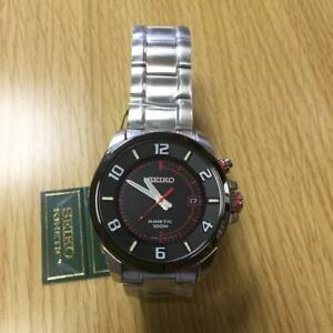Seiko-SKA553-Date-Kinetic-Mens-Watch-Authentic-Working