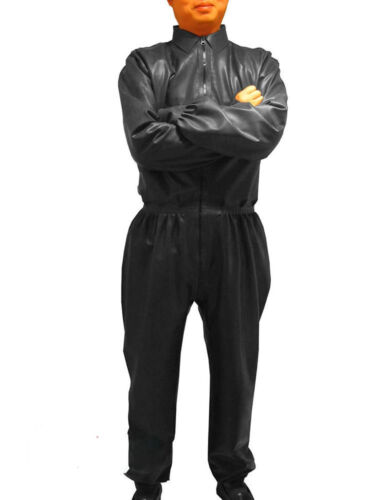 100/% Handmade Latex Clothing Rubber Tanksuit  latex costume Rubber Catsuit