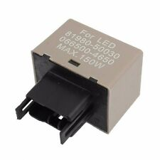 JDM ASTAR 8-pin LED Flasher Relay Fix Hyper Flash Car Turn Signal Load Equalizer
