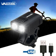 MTB Road Bike Front Light Bicycle T6 LED Lamp Headlight Bright for Night Riding for sale online