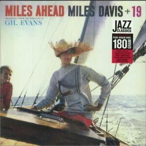 Davis-Miles-Evans-Gil-Miles-Ahead-New-Vinyl