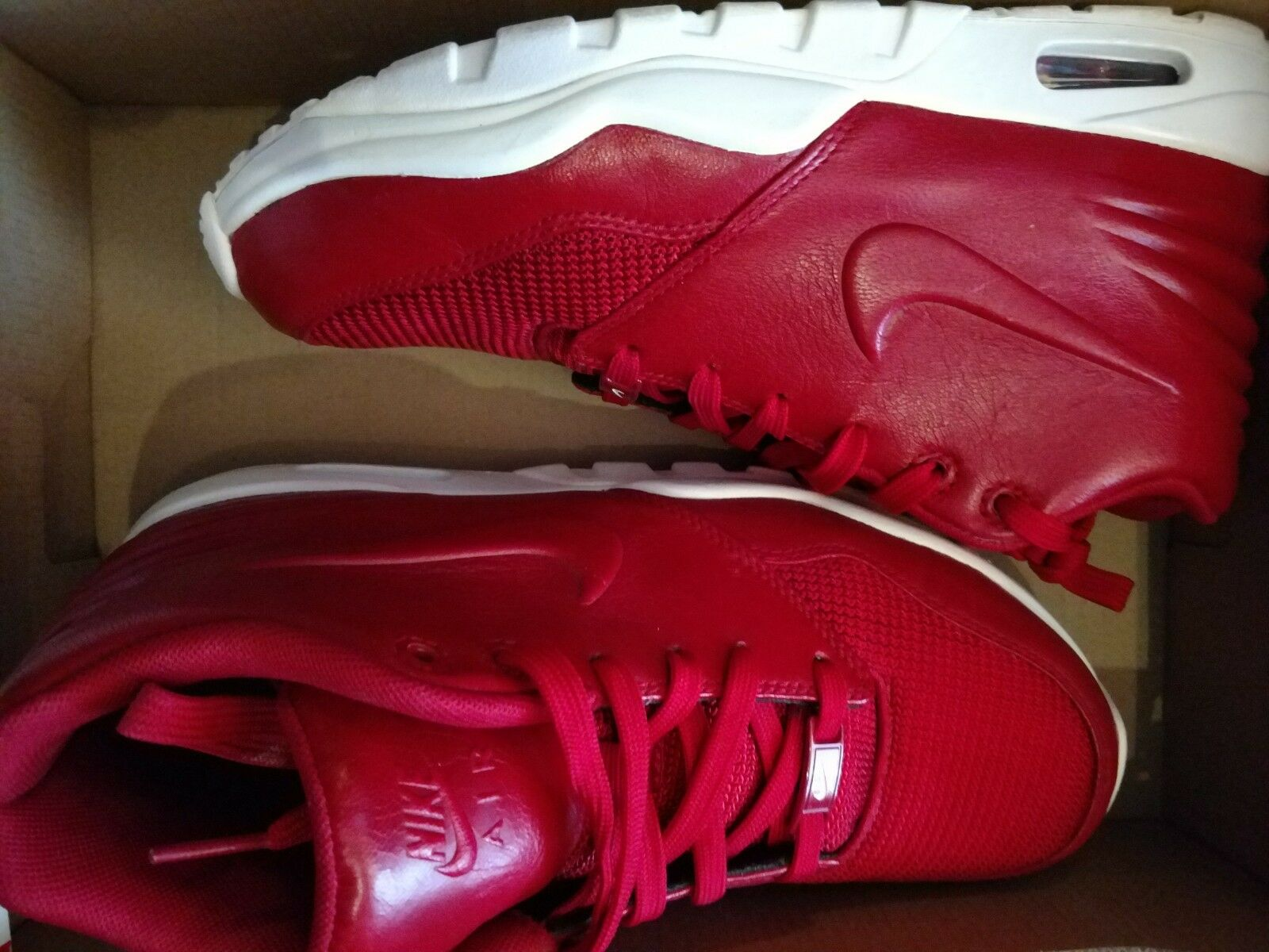 Nike Air Entertainer Price reduction Gym Red Athletic Shoes Men Comfortable Seasonal price cuts, discount benefits