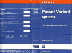 VW-Bus-T3-amp-Passat-Reparaturleitfaden-Video-Syncro