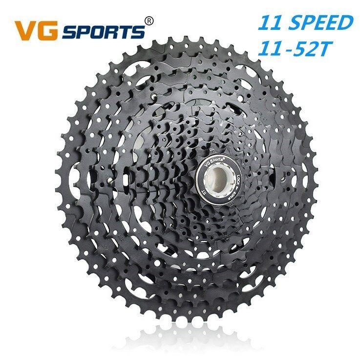 Bicicleta De Montaña 11 velocidades Grande Mtb Cassette volante de  inercia 11-52T Negro Para SRAM, Shimano  venderse como panqueques