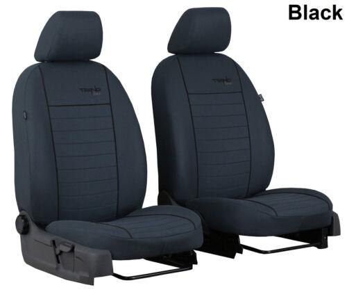 Honda Civic Mk9 HAYON 5 portes 12-17 Tissu Avant Housses De Siège sur mesure