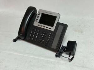 Grandstream GXP2160 Enterprise HD VoIP Phone & Power Supply