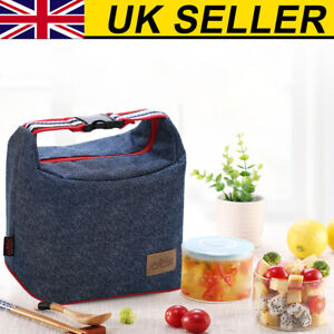 Waterproof-Functional-Insulated-Lunch-Box-Bag-Picnic-Zip-Pack-Storage-Pouch-UK