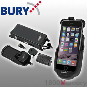 Bury-S8-System-8-Bluetooth-Hands-Free-Cradle-Car-Kit-for-iPhone-6-6S-Plus-5-5-034