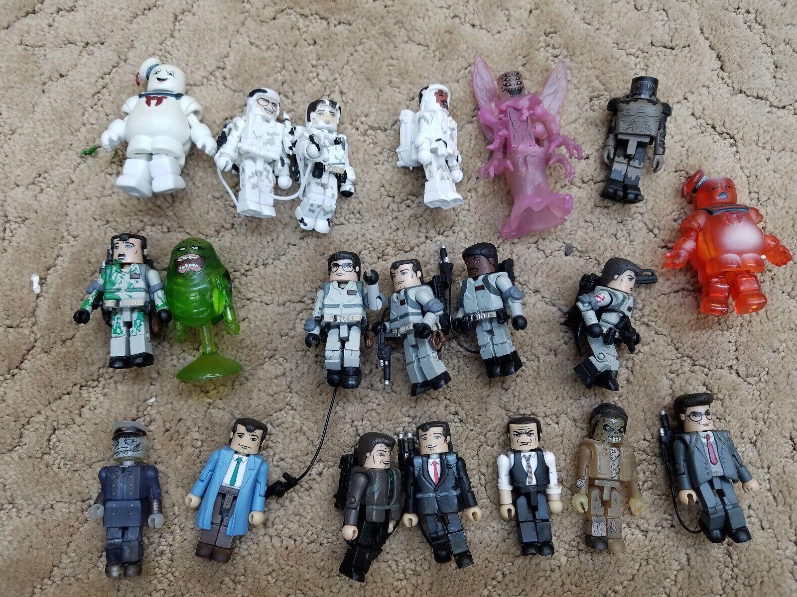 Ghostbusters 1 Set D Mini Mates Set of 20
