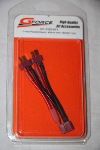 Câble Silicone Kabel 14AWG Cordon Y en parallèle  GF-1320-071 GFORCE