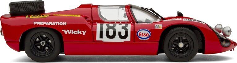 EXOTO 1967 PORSCHE 910 TDF TOUR DE FRANCE No 183 MTB00063A
