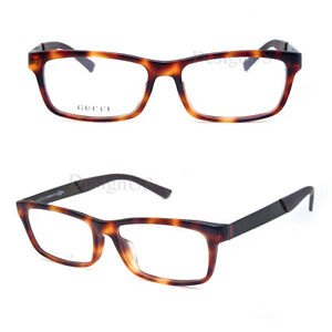 032d4d752cd GUCCI GG 1057 F CTF Asian Fit Matte Tortoise 54 16 145 Eyeglasses Rx ...