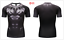 Superhero-Superman-Marvel-3D-Print-GYM-T-shirt-Men-Fitness-Tee-Compression-Tops thumbnail 22