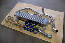 79 93 For Ford Mustang Aluminum Intercooler Piping Kit Twin Turbo Bolt On 50