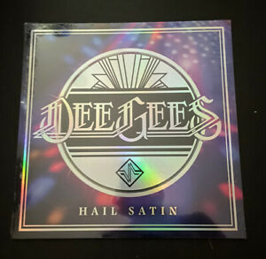 Foo Fighters (Dee Gees) - Hail Satin 2021 RSD Record Store Day Vinyl LP/12000.