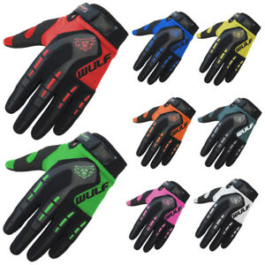 Leopard Adult /& Child Kids MX Motocross Gloves Dirty Bike Quad Motorcycle Motorbike Gloves
