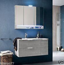mobile da bagno moderno b201 30 dim l96xp51 con specchio contenitore