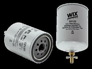 Fuel Water Separator Filter Wix 33123